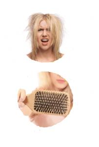 Hair Megaspray - rezultati - nezeljeni efekti