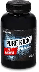 Pure Kick - rezultati - nezeljeni efekti